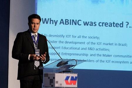 Flavio Maeda é presidente da Abinc
