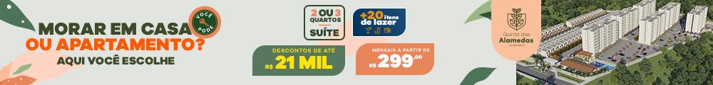 Banner TOP QUINTA DAS ALAMETAS