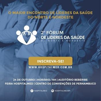 2º FÓRUM DE LÍDERES DE SAÚDE