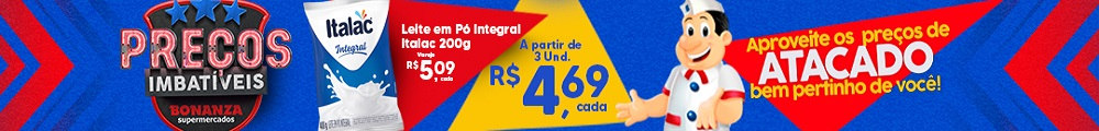 Campanha Janeiro - Bonanza